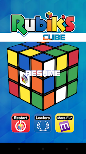 Rubik's Cube - screenshot thumbnail
