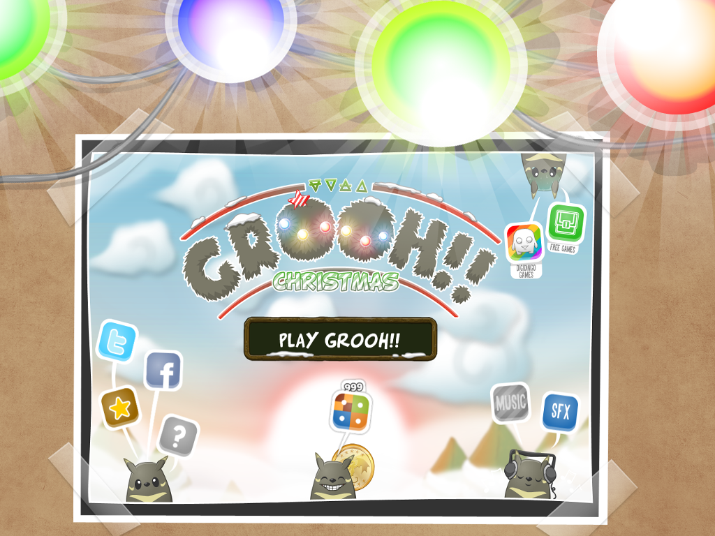 Christmas Grooh- screenshot