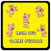 Mom Games Pig Memory Game