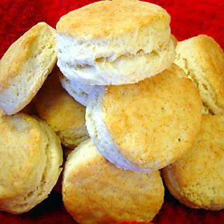 Buttermilk Biscuits recipe – 160 calories