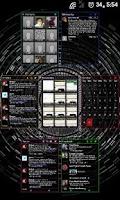 Screenshot of APW Theme DarkWidgetsPink