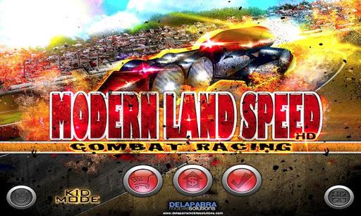 現代ランドスピードコンバットレーシング無料自動ゲーム
