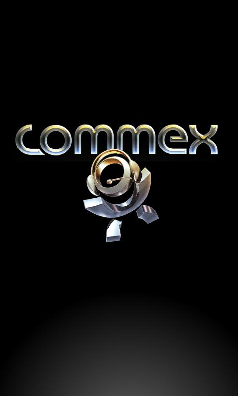 Commex - screenshot