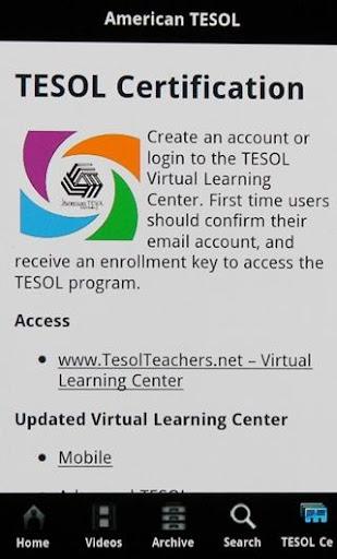 TESOL - Teach English Abroad