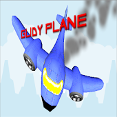 Glidy Plane - Tap Flap Endless