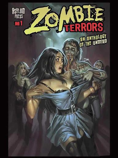 玩免費漫畫APP|下載Zombie Terrors app不用錢|硬是要APP