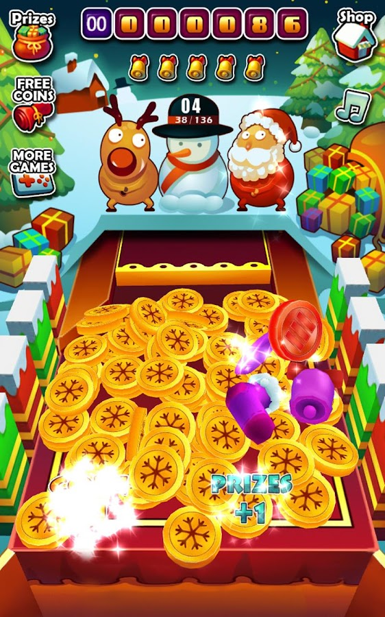 Coin Christmas - screenshot