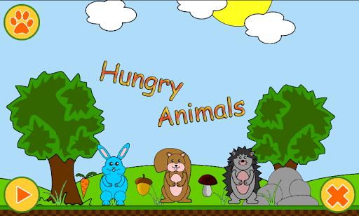 飢餓的動物