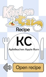 KC Apfelkuchen Apple Rum - screenshot thumbnail
