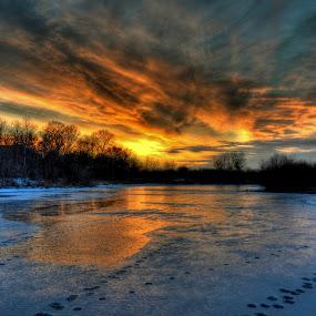 by Dave Knapp - Landscapes Sunsets & Sunrises ( HDR, Landscapes )