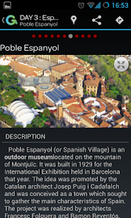Barcelona Curious Guide- screenshot thumbnail