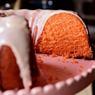 Orange Crush Cake.