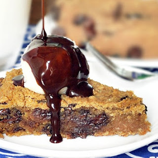 Deep-Dish Cookie Pie