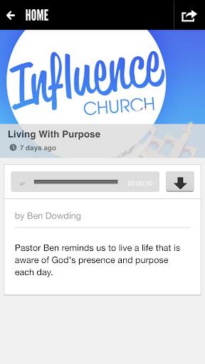 Influence Church