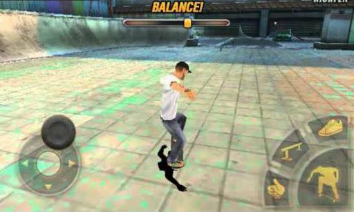 Skateboard Teen