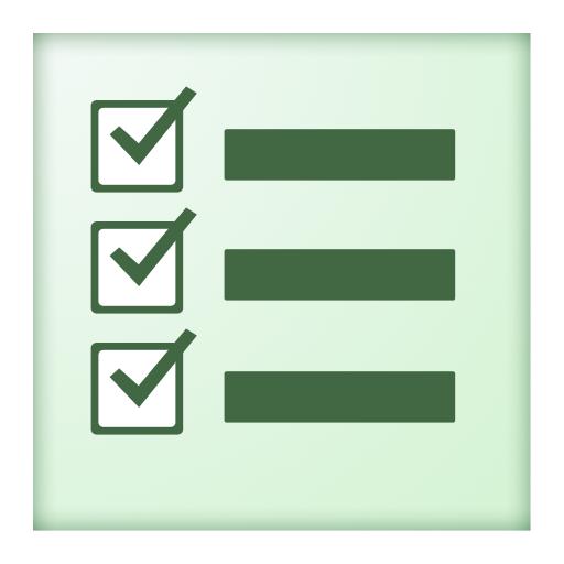 to-do列表 生產應用 App LOGO-APP試玩