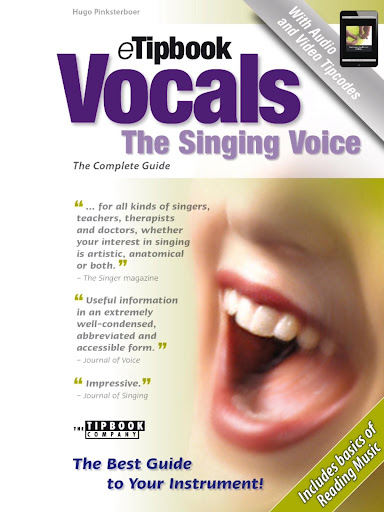 eTipbook Vocals