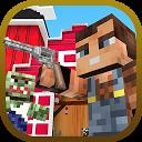 Block Gun 3D: Zombie Farm mobile app icon