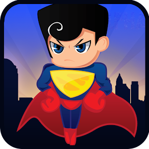 Alpha Steel Hero Man Of Super for PC and MAC