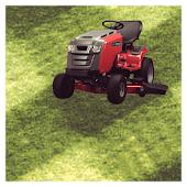Retro Mower Guy Live Wallpaper