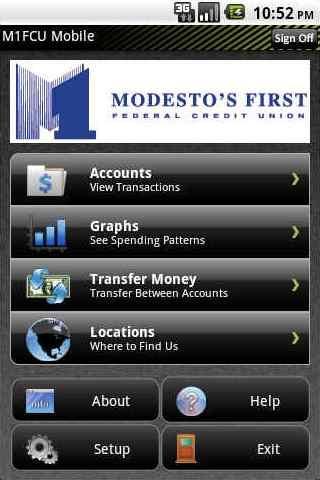 Modesto's First FCU Mobile