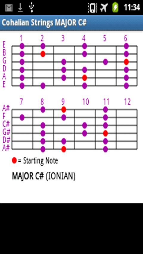 Cohalian Strings - screenshot