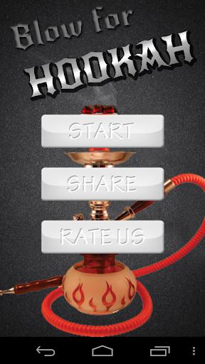 Smoking Hookah Simulation