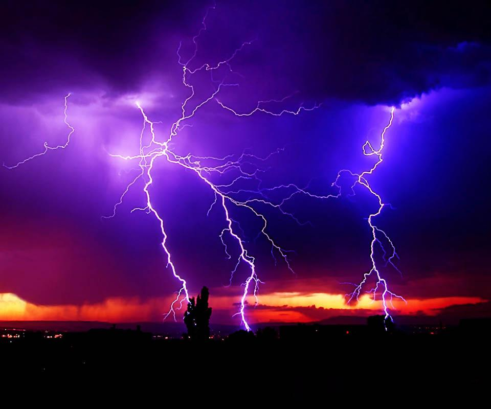 Image result for pictures of thunder and lightning