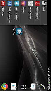 Ray Pro Sidebar Launcher- screenshot thumbnail