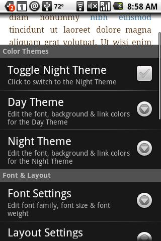 Screenshot #1 of Introducing MS Silverlight 2 / Android