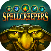 Spellcreepers - A Puzzle Quest