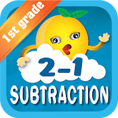 Subtraction - Math 1st grade