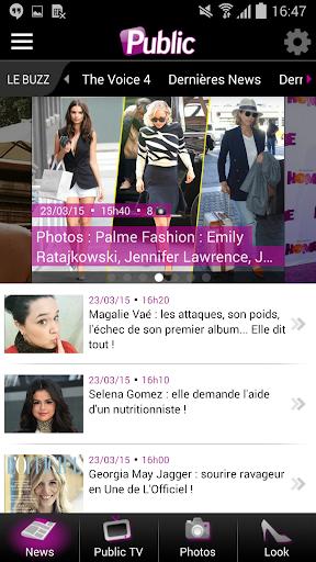 【免費新聞App】Public : Toute l'actu people-APP點子