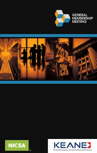 玩商業App NICSA GMM 2013免費 APP試玩