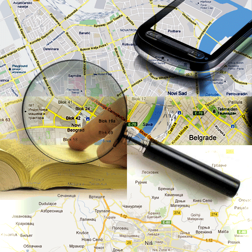 Android aplikacija Stara Pazova - City Info