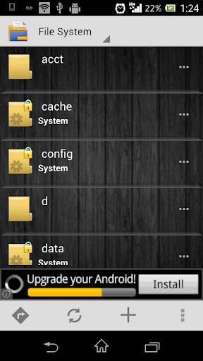 Mobi File Explorer