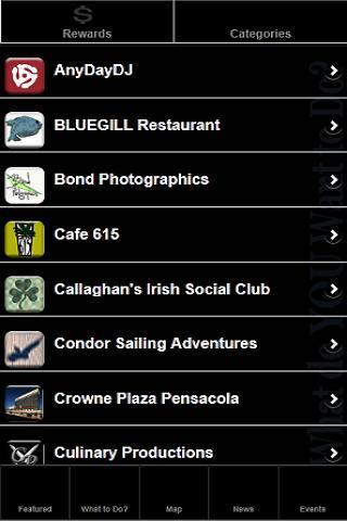 Gulf Coast Entertainment- screenshot