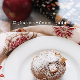 Gluten-Free Wheat-Free Apple Cake Muffins