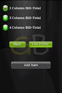 GreenBillPro- screenshot thumbnail