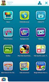 KIDOZ Kid Mode Launcher Screenshot 1