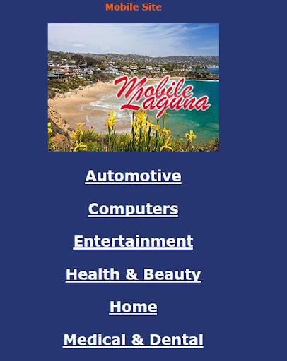 Laguna Beach Mobile Directory