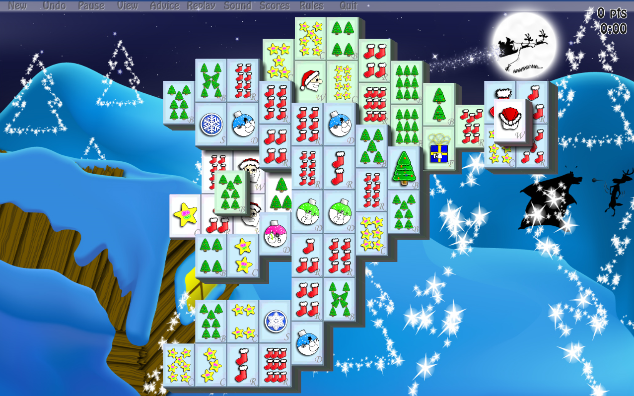 Mahjong In Poculis- screenshot