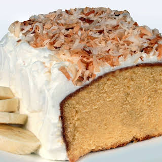 Tres Leches Pound Cake.