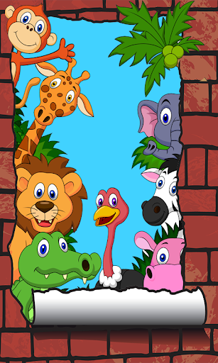 Scratch and Guess the Animals