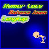 Humor Lucu Bahasa Jawa Lengkap