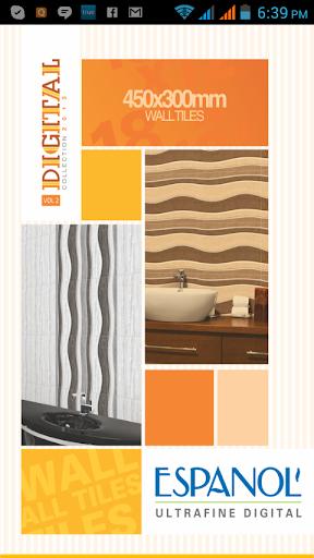 Espanol Ceramic Digital Tiles