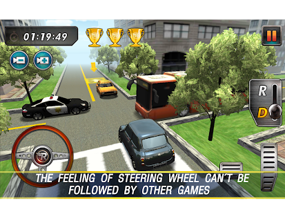 RealParking3D Parking Games- screenshot thumbnail