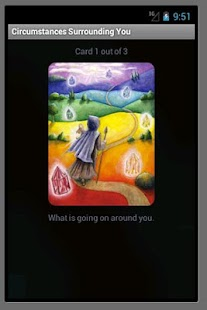 Color Wisdom Cards by Tori - screenshot thumbnail