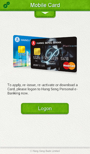 Hang Seng Mobile Payment