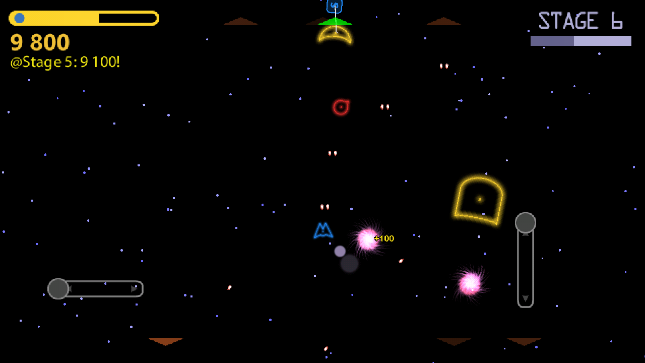 Super Spaceship Wars- screenshot